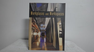 原版室內設計書 《Workplaces and Workpaces Offices Designs That Work》by Justin  (編號0528)