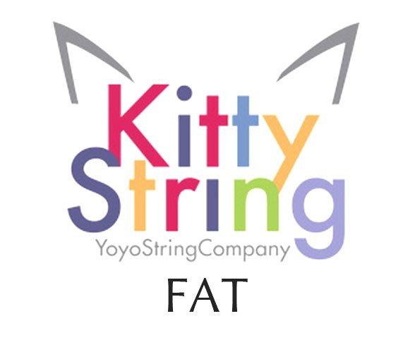 奇妙的溜溜球世界 Kitty String 貓線 FAT 選擇多樣 專業比賽競技用 技術繩 高品質專用線 一包十條