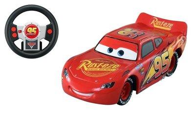 Takara Tomy PIXAR Disney Cars 迪士尼反斗車王閃電王麥坤 遙控車 Laser McQueen#890294