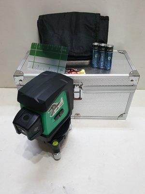 [曾旺] 5D點雷射 5點雷射水平儀 板模神器 打線 雷射垂直儀 墨線 板模用 綠光 AK-355G
