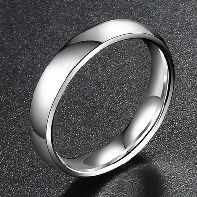 FEI日韓代購~戒指男 鈦鋼單身戒子韓版潮人七夕情侶禮物送男友學生刻字食指環