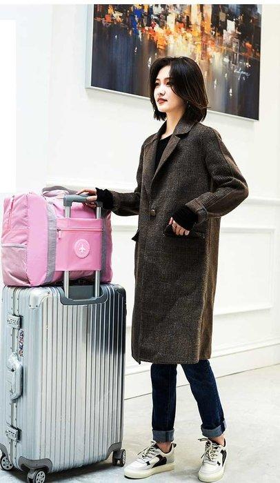 【現貨】超大容量 旅行袋 多功能收納袋 可折疊收納袋 防水旅行袋 單肩行李袋 行李包 行李袋 旅行收納包 飛機