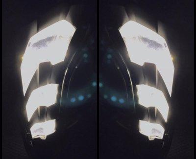 【龍昌機車材料精品】 燈の匠 燈匠 導光前方向燈 鷹爪方向燈 FORCE  雙色方向燈 定位燈