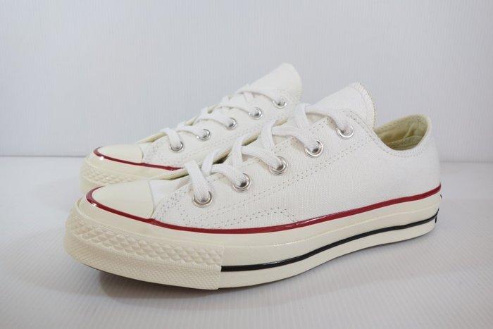 =小綿羊= CONVERSE ALL STAR 70s 白 162065C 匡威 帆布鞋 1970 黑標 三星標