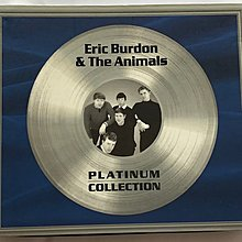 Eric Burdon & The Animals Platinum Collection HDCD