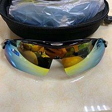太陽眼鏡。可換鏡片。