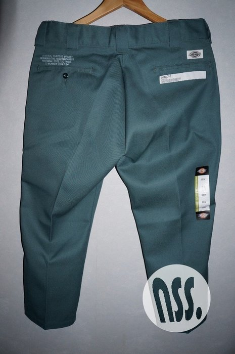 「NSS』Bedwin 9/L DICKIES TC PANTS「JESSEE」九分褲 W32 2