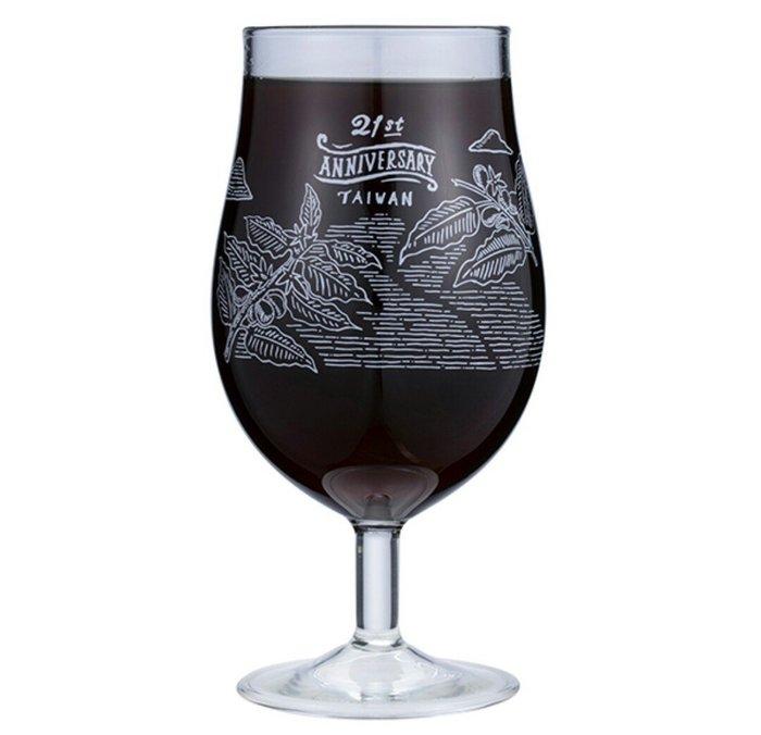 天使熊雜貨小舖~starbucks 星巴克歡慶21產地玻璃杯  容量:380ml  全新現貨