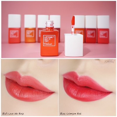 【韓Lin連線代購】韓國 TONYMOLY - 絲絨霧面染唇液 Liptone Get It Tint Velvet