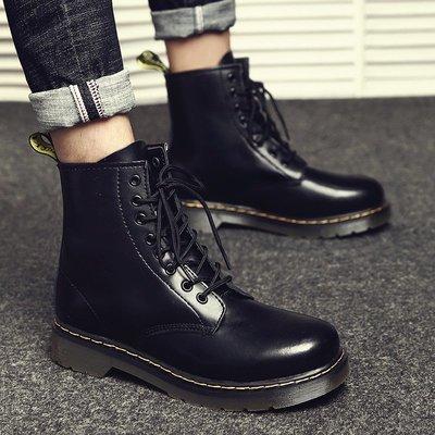 【時尚先生男裝】大碼男鞋2020春夏新款工裝切爾西靴馬丁靴男潮流男靴懶人短靴男鞋 2005240788