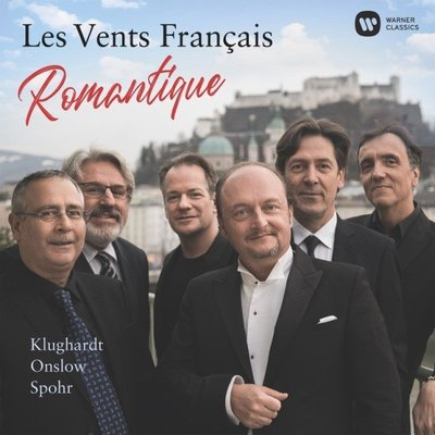 帕胡德與朋友們─浪漫主義 / 艾瑞克勒沙傑 Les Vents Français---9029528568