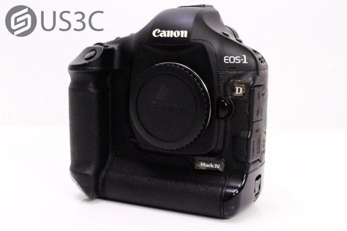 【US3C】公司貨 Canon EOS 1D Mark IV Body 1D4 單機身 二手單眼 APS-H 防塵防水滴
