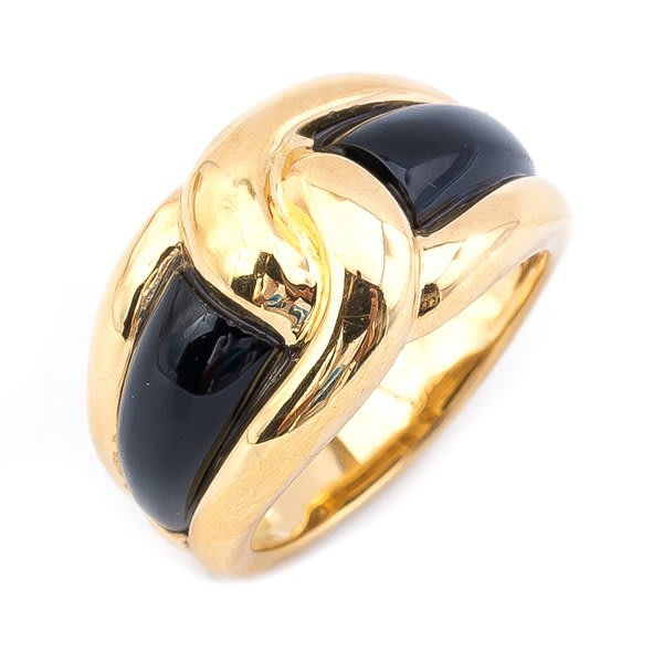 【JHT 金宏總珠寶/GIA鑽石專賣】梵克雅寶造型戒指/材質:18K(JB23-A60)