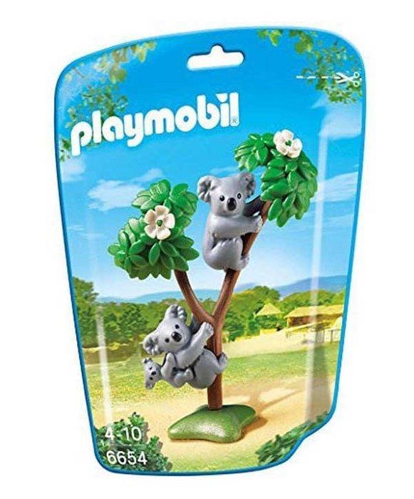 playmobil special plus 摩比人 可愛無尾熊_PM06654 德國第一品牌 比LEGO樂高更有趣