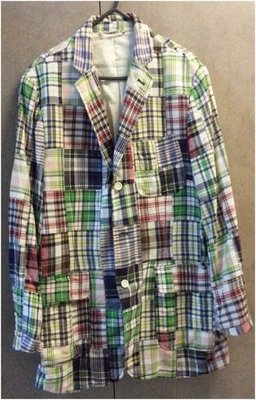 Polo Ralph Lauren (3) 男裝彩色格仔西裝 $1,500