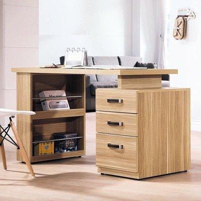 [米蘭諾家具]諾拉4尺伸縮書桌 寬120-160公分 可伸縮款式 可左右自由擺放 設計師款