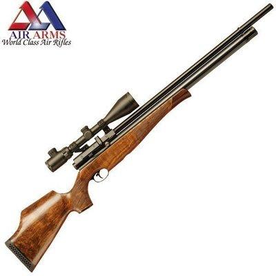 北投熊賀模型:Air Arms FAC S510.25 核桃木