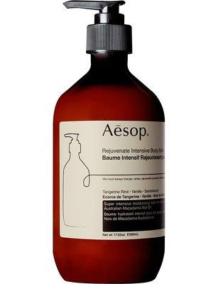 全新正品。澳洲 Aesop 。 滋潤芳香身體乳霜 500ml。預購