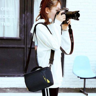 尼康相機包 單反單肩攝影包 D7200D7100D7000 D5300 D3400D90便攜