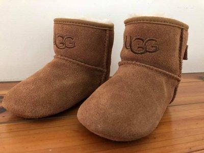 售9.9成新 正品UGG 雪靴 幼童雪靴 羊毛 嬰兒