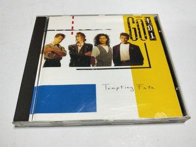 昀嫣音樂(CD16) Go-101 Tempting Fate  澳大利亞壓片 片況如圖 售出不退 可正常播放