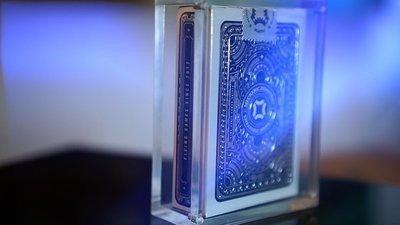 [魔術魂道具Shop]精緻透明紙牌保護盒~~The Card Collector Case