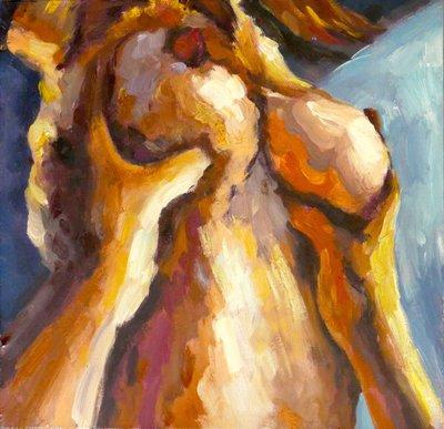 TCP作品【desire & romantic】油畫CE-0026 無框畫 抽象畫 當代藝術