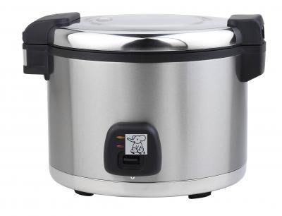 【無敵餐具】QQ象商用220V煮飯保溫鍋(HRQ-602)餐廳使用/飯鍋/電子鍋/瓦斯飯鍋【AH005】