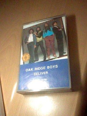 OAK RIDGE BOYS 合唱團 DELIVER  MCA/歌林