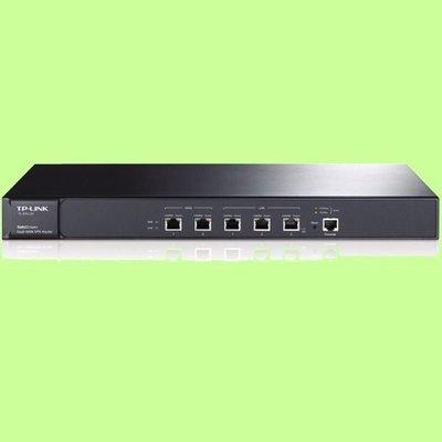 TP-LINK   PPPoE 5P 千兆雙 WAN/VPN 路由器 TL-ER6120 會員扣10%