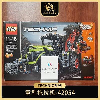 Reneet2016 樂高LEGO 科技 42054 CLAAS XERION5000 TRAC VC 重型拖拉機