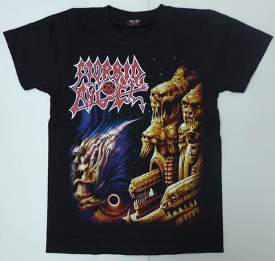 【Mr.17】Morbid Angel 病態天使 金屬 death metal 樂團T短袖T恤T-SHIRT(H557)