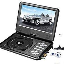 【胡子的店】40全格式版NS-988H 9.8吋DVD + ATV 270°旋轉可攜式DVD播放器/機 液晶行動影音