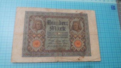 5972德國1920年馬克