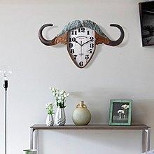 〖洋碼頭〗美式掛鐘客廳創意現代簡約時鐘家用靜音掛表北歐大氣個性石英鐘表 ogh160
