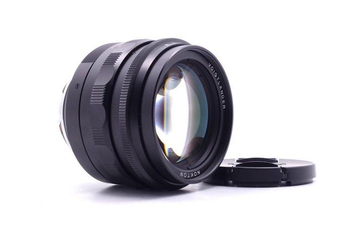 【台中青蘋果】Voigtlander Nokton 50mm f1.1 二手 鏡頭 #21219