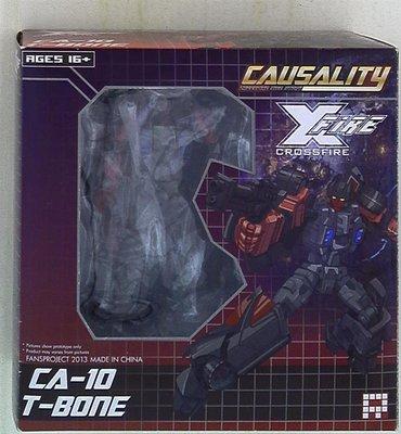 全新 Transformer 第三方 變形金剛 FansProject CA10 CAUSALITY
