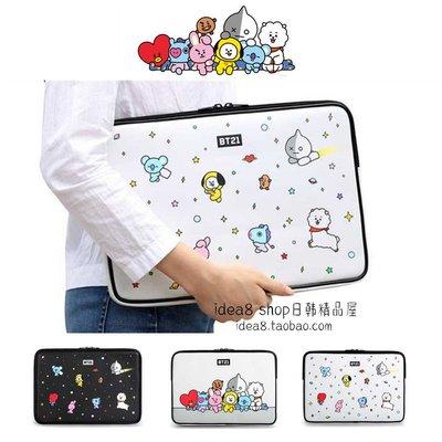洋碼頭 Monopoly韓國macbook筆記本內膽包ipad多功能13.3寸電腦包收納包 IDEA-163