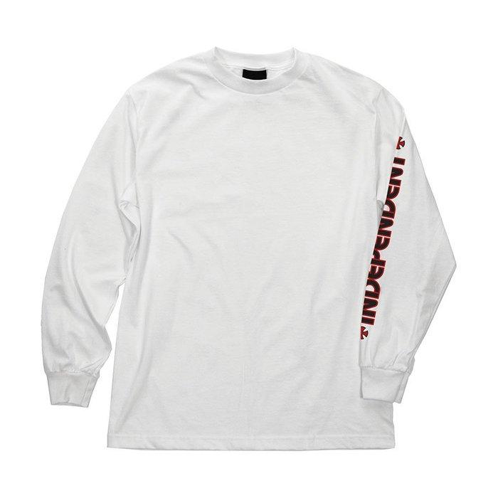《 Nightmare 》Independent Bar/Cross Regular L/S T-Shirt