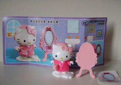 Kinder JOY For Girl 出奇蛋 健達 奇趣蛋 女仔版 Hello Kitty sanrio 浴室款
