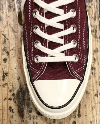 Mark【Chunk Taylor All star 70s 復古酒紅 162051C】converse WINE RED 高筒 全新正品公司貨 發票證明