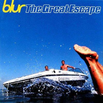 《絕版專賣》Blur 布勒合唱團 / The Great Escape 大逃亡 (歐版)
