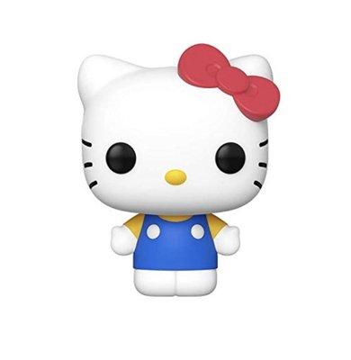 10/26開賣 美國代購 公仔 FUNKO POP Sanrio 三麗鷗 Hello Kitty 凱蒂貓 無嘴貓 預購