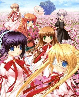 【優品音像】 2017新番完結 Rewrite 2nd Season第二季,1-2季DVD