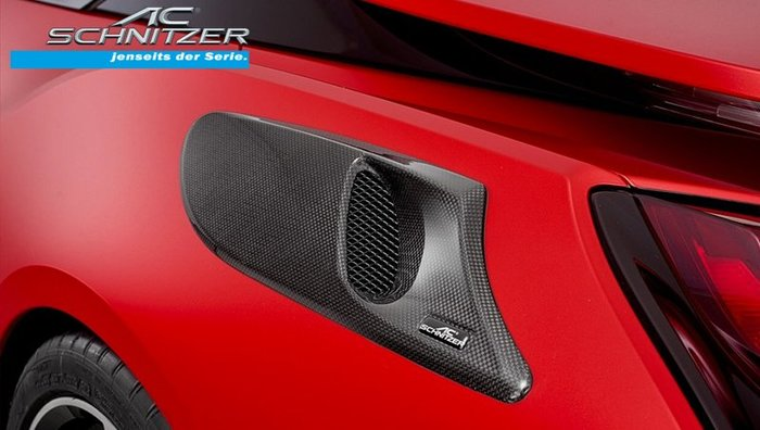 【樂駒】AC Schnitzer BMW i8 Carbon 碳纖維 車後 飾板 輕量化 外觀 空力 加裝 套件 精品