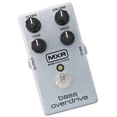 ☆ 唐尼樂器︵☆ Dunlop MXR M89 Bass Overdrive 電貝斯 破音 單顆 效果器