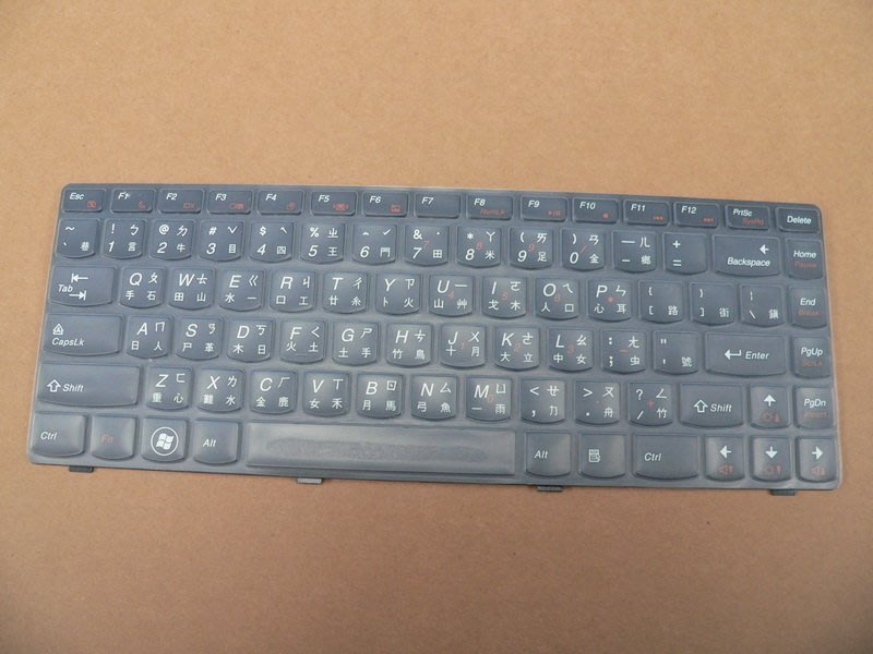 聯想 Lenovo 鍵盤膜 Z485 Z480 Z475 Z410 V480 G490 G485 G480 B40