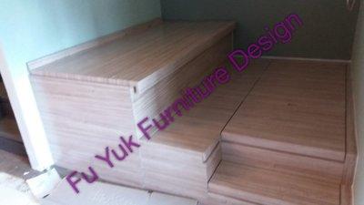 度尺訂造地台床