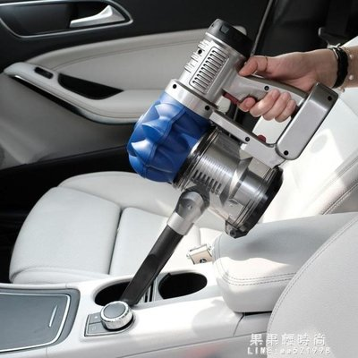 吸塵器 吸塵器家用無線手持小型無繩機便捷車用強力充電鋰電池手提大功率