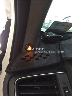 大台北汽車精品 HONDA 本田 CRV5 五代 5代 通用款 A柱 盲點偵測系統 台北威德